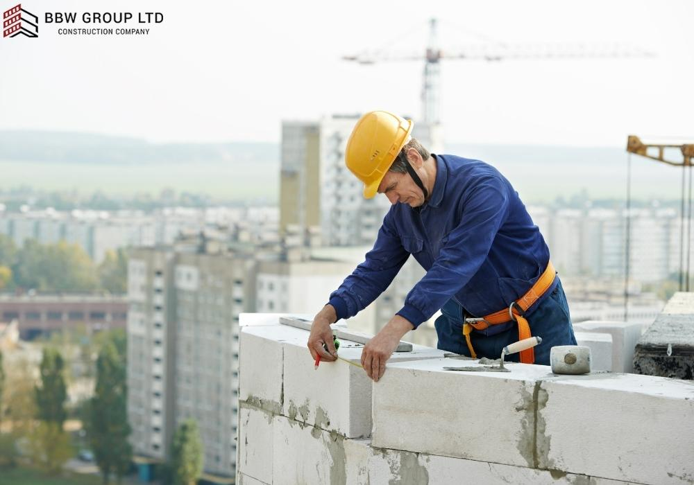 How long does it take to be a bricklayer?