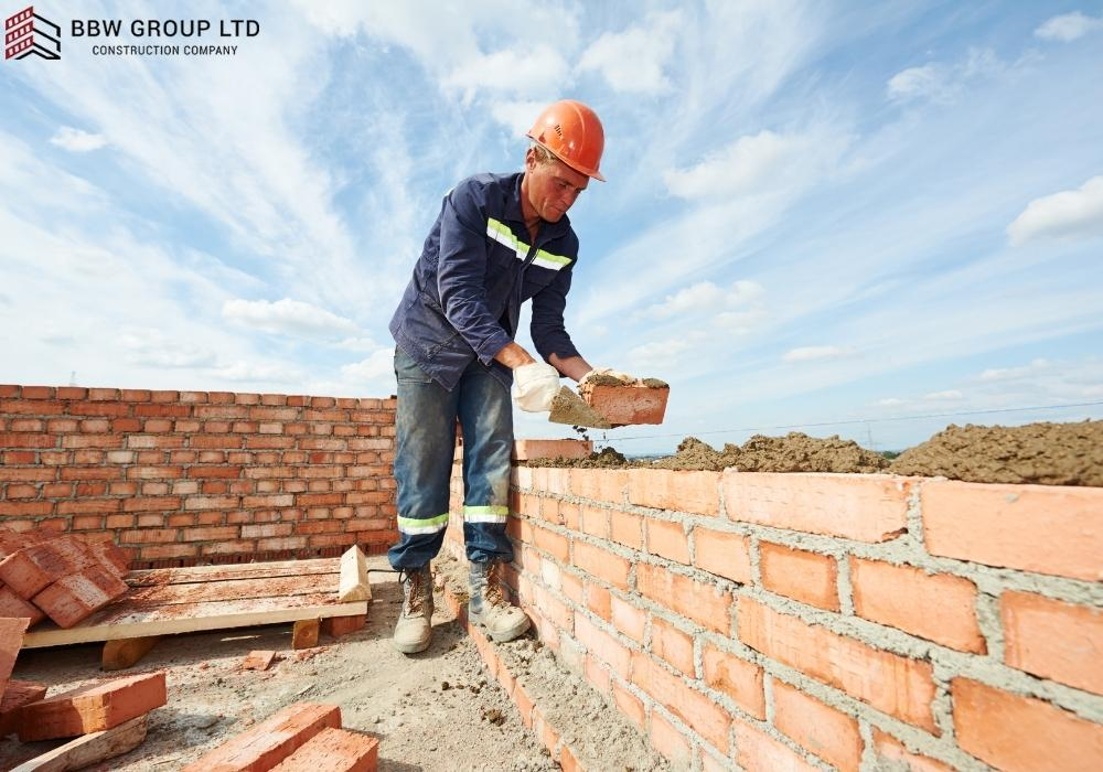 Is it hard to become a bricklayer?