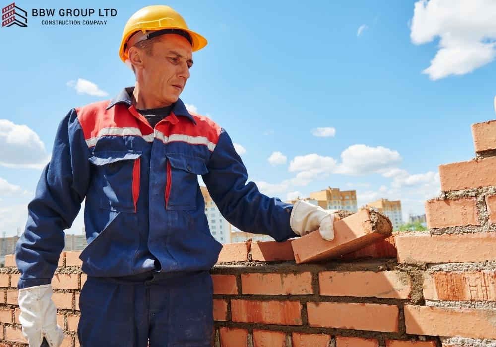 What to call someone who lays bricks?
